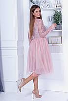 Платье нарядное в расцветках  74703, фото 3