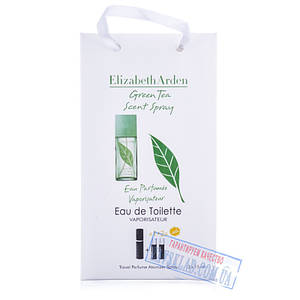 Подарунковий набір жіночих парфумів Elizabeth Arden green tea 45 мл