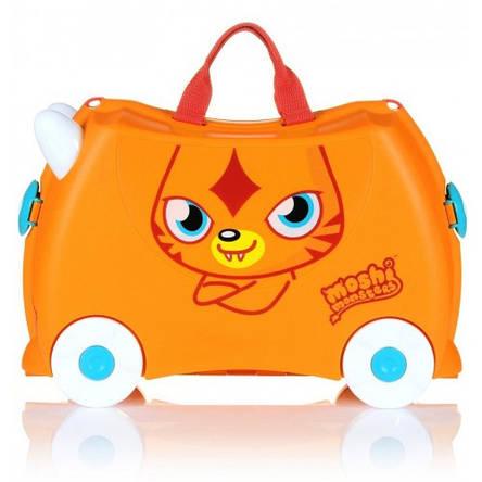 Дитячий дорожній валізку TRUNKI KATSUMA MOSHI MONSTERS, фото 2