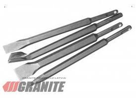 GRANITE  Набор стамесок SDS-PLUS 4 шт 14*250 мм GRANITE, Арт.: 1-40-250