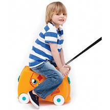 Дитячий дорожній валізку TRUNKI KATSUMA MOSHI MONSTERS, фото 3