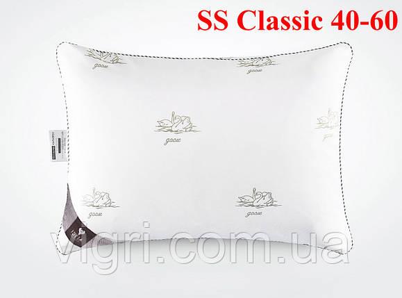 Подушка с лебяжим пухом тм. Идея. «IDEIA» Super Soft Classic 40-60, фото 2