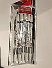 Ручка шариковая Flair синяя 5 шт, фото 6