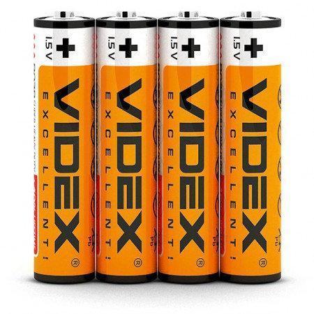 2 шт-Батарейка Videx R03 (AAA)
