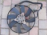 Вентилятор основного радиатора для Opel Meriva A, фото 2