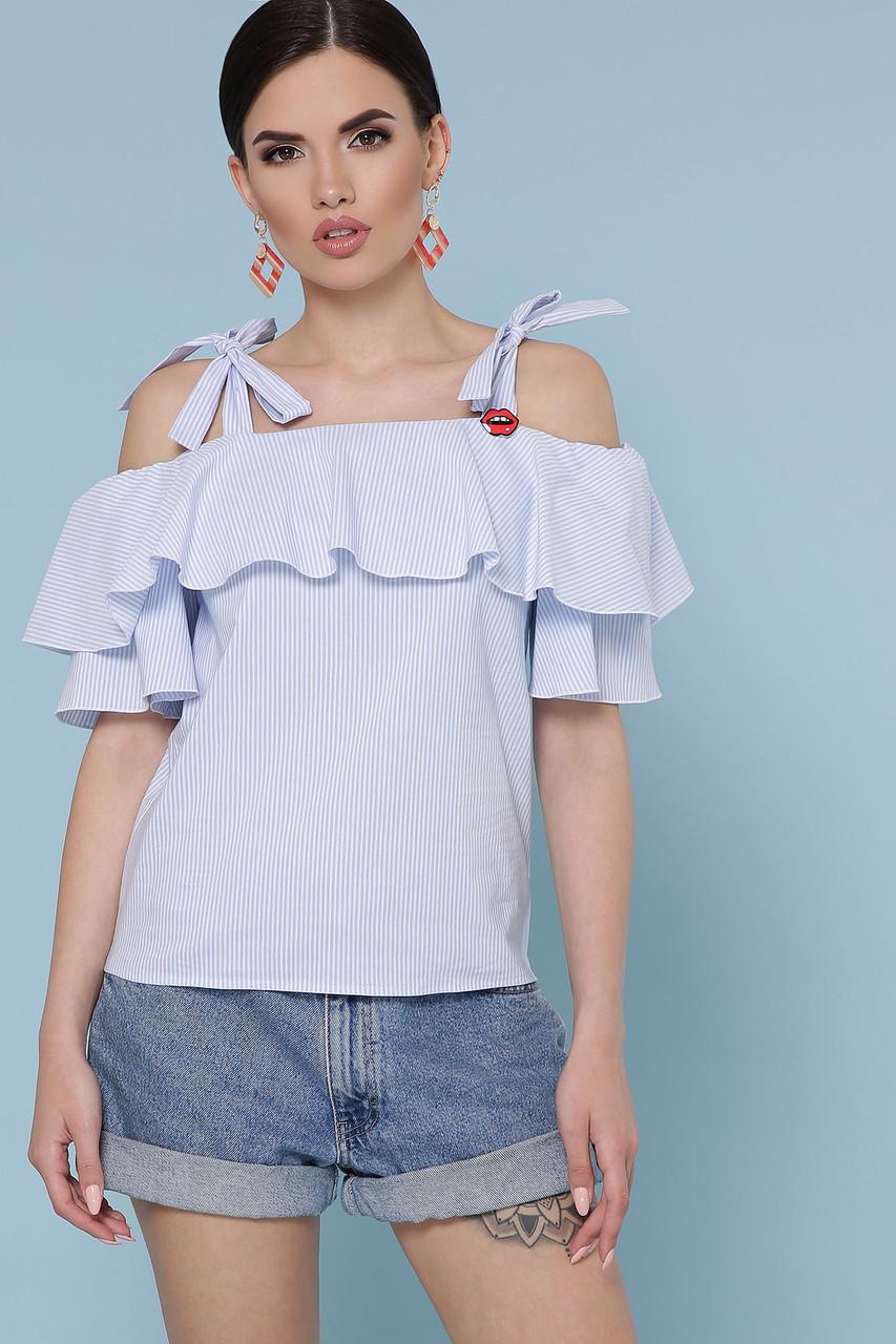 GLEM блуза Стефания к/р