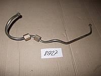 Трубка КамАЗ форсунки 3-ого цилиндра, каталожный № 740.1104320