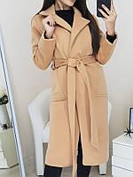 Пальто женское кашемир-лама  мкр1935, фото 1