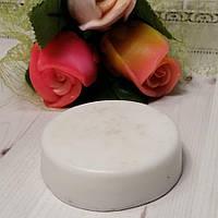 Молочное мыло с овсянкой и эфирным маслом лаванды