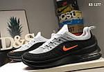 Чоловічі кросівки Nike Axis 98 KPU (сіро/чорні), фото 5