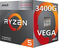 AMD Ryzen 5 3400G (YD3400C5FHBOX) Picasso