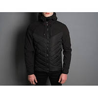 Куртка Pobedov Soft Shell combi V2 Black черный M