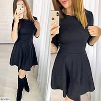 Стильное женственное  платье норма р-ры 42-46 арт 331