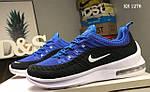 Чоловічі кросівки Nike Axis 98 KPU (сині), фото 4