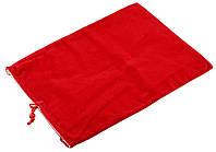 Мягкий велюровый чехол Dellta для планшета до 10.1' Красный