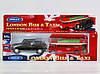 Лондонский автобус + такси WELLY