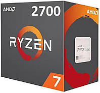 AMD Ryzen 7 2700  (YD2700BBAFBOX) Pinnacle Ridge