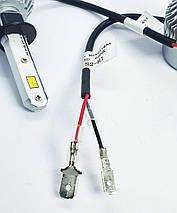 Светодиодная лампа цоколь H1, S2 CSP 6500К, 8000 lm 36W, 9-36В, фото 2