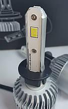 Светодиодная лампа цоколь H1, S2 CSP 6500К, 8000 lm 36W, 9-36В, фото 3