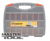 """MasterTool  Органайзер с ручкой 21 секция, 15"""" (380*310*60 мм), Арт.: 79-3127"""