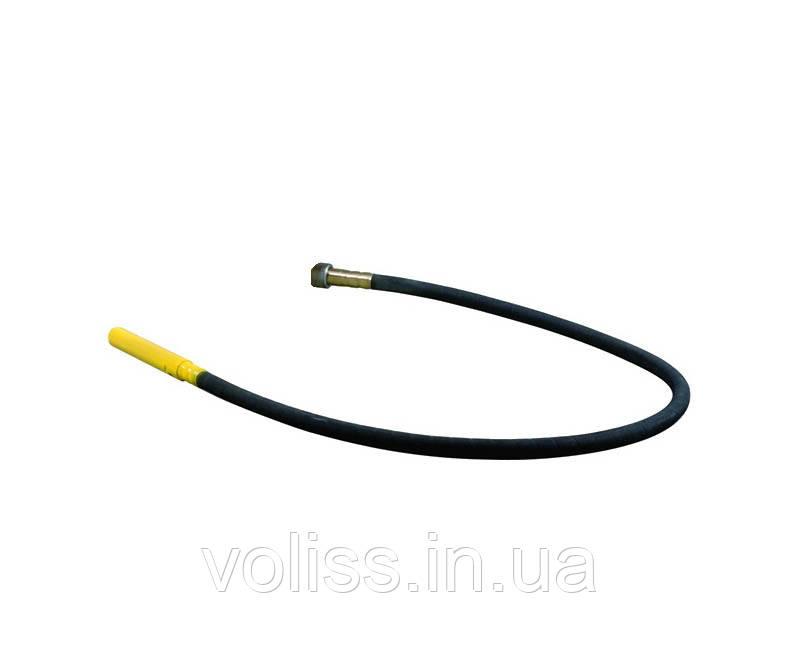 Гибкий вал 4м с вибробулавой 38мм для вибратора MASALTA MVE2501
