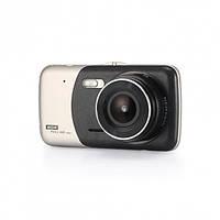 Видеорегистратор DVR T652 Full HD 1080p с камерой заднего вида