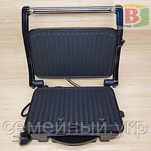 Электрогриль с терморегулятором 1500 W Гриль Winpex Австрия 1065, фото 2