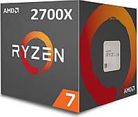 AMD Ryzen 7 2700X (YD270XBGAFBOX) Pinnacle Ridge, фото 1