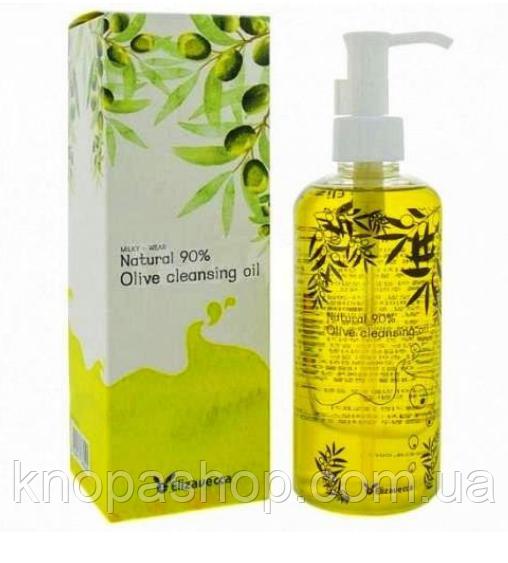 Elizavecca Natural 90% Olive Cleansing Oil 300мл
