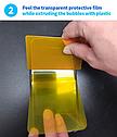 Гидрогелевая пленка для Redmi Note 5\5 plus  Новинка ! Полиуретановая пленка, фото 3