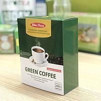 Зеленый Кофе для похудения Green Coffee упаковка / 20 пак. Растворимый кофе для похудения 200г / упаковка