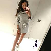 Платье на флисе, фото 1