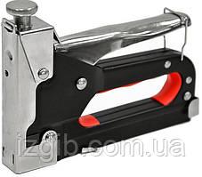 Сшиватель отделочный металлический скобы 11,3х4-14 мм