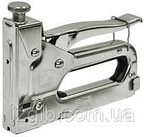Зшивач обробний металевий універсальний скоби прямі 10,6х6-14 мм