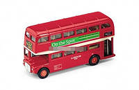 Модель автобуса London Bus WELLY