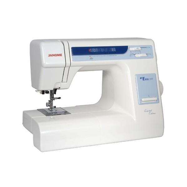 Швейна машина Janome 18W або Janome My Excel 18W