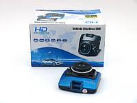"""Car DVR HD258 Vehicle Blackbox видеорегистратор 2.5"""" full hd 1080, синий"""