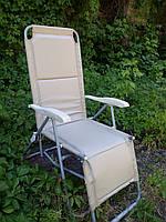 Перетяжка сидения на шезлонг, фото 1