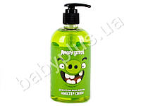 """Крем-мыло жидкое детское для рук Angry Birds """"Мистер Свин"""" 350мл"""