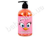 """Крем-мыло жидкое детское для рук Angry Birds """"Нежный взгляд"""" 350мл"""