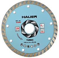 Алмазный диск TURBO 125 мм
