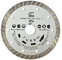 Алмазный диск по бетону, камню TURBO 180 мм