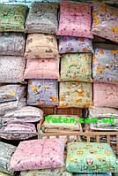 Комплект сменного постельного белья 8 в 1 Бязь Разные цвета