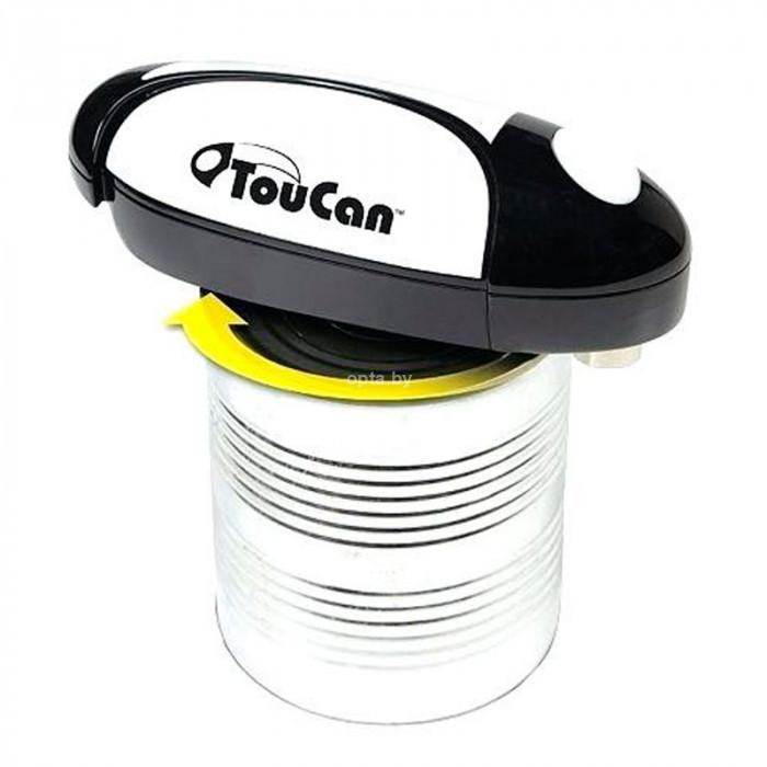 Многофункциональный автоматический консервный нож TouCan, электрическая открывалка