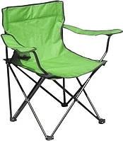 Раскладное кресло паук с подстаканником B15701, салатовое, фото 1