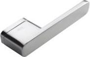 Дверная ручка MVM A-2017 матовый хром