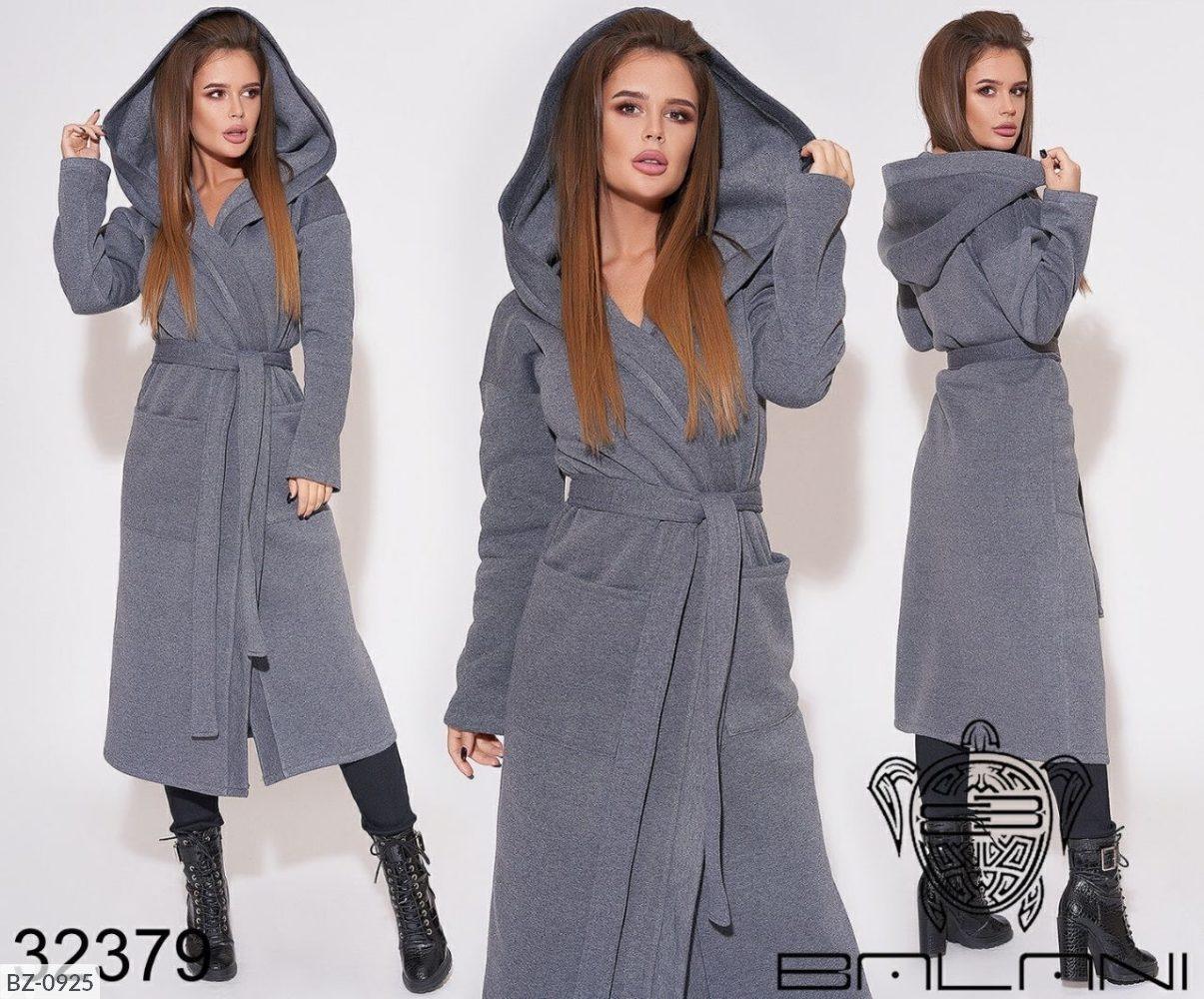 Кардиган-Пальто   (размеры 50-60) 0216-50
