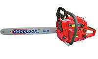 Бензопила GoodLuck GL 4500М (2 шины + 2 цепи)