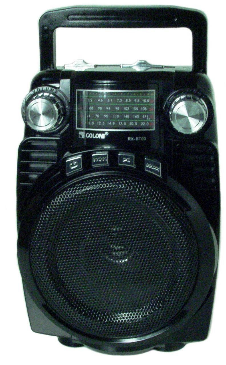 Радиоприемник Golon RX BT03, черный
