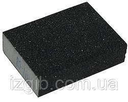 Губка для шлифования 100х72х25 мм №60/100